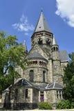 Temple Neuf à Metz, Lourraine, France Image libre de droits