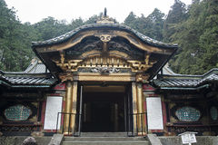 Nikko Temple Stock Photography