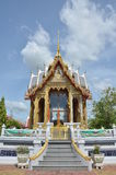 Temple Nontaburi Thaïlande de Bangpai Image stock