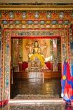 Temple of Norbulingka Institute of Tibetan Arts, Dharamshala, In Royalty Free Stock Photos