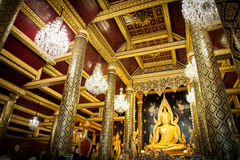 Temple. In north of Thailand is beautiful Royalty Free Stock Image