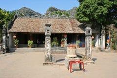 Temple - North Vietnam Stock Image