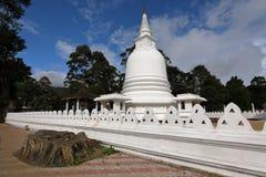Temple of Nuwara Eliya in Sri Lanka. The Temple of Nuwara Eliya in Sri Lanka Stock Images