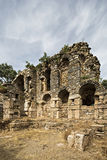 Temple of Nysa Ancient City in Aydin, Turkey Stock Images