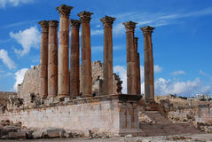Temple Of Artemis Royalty Free Stock Photos