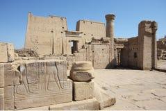 Free Temple Of Edfu Royalty Free Stock Photo - 173245025
