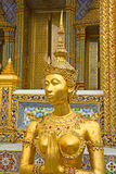 Temple Of Emerald Buddha, Bangkok, Thailand Royalty Free Stock Photos