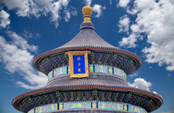 Free Temple Of Heaven (Altar Of Heaven), Beijing, China Royalty Free Stock Photography - 42741257