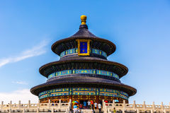 Temple Of Heaven, China Royalty Free Stock Images