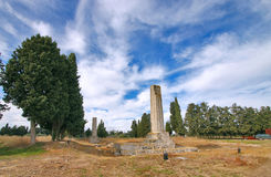 Free Temple Of Jupiter In Syracuse Stock Photography - 12504962