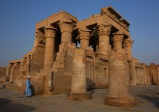 Free Temple Of Kom Ombo In Egypt Stock Photo - 19942050