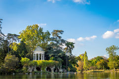 Free Temple Of Love In The Vincennes Forest Royalty Free Stock Photos - 79401288