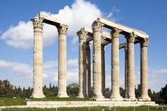 Free Temple Of Olympian Zeus Stock Photo - 14894620