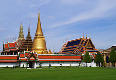 Free Temple Of The Emerald Buddha Royalty Free Stock Photography - 41290207