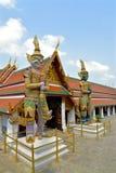 Temple Of The Emerald Buddha , Bangkok, Thailand Stock Photos
