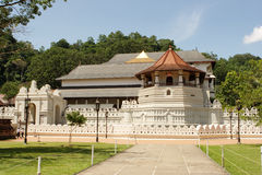 Temple Of Tooth Of Budda Candy Sri Lanka Royalty Free Stock Photos