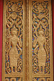 temple okno Obrazy Royalty Free