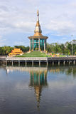 Temple. Paa kung at roi-et thailand Royalty Free Stock Photos