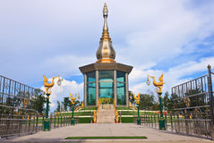 Temple. Paa kung at roi-et thailand Royalty Free Stock Photography