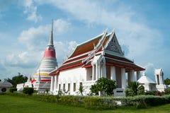 Temple and Pagada Royalty Free Stock Image