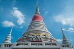 Temple and Pagada Royalty Free Stock Photo