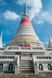 Temple and Pagada Royalty Free Stock Photography