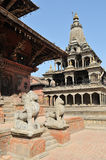 Temple in Patan 4 Stock Photos