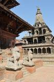 Temple in Patan 4 Stock Photos