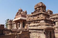 Temple at Pattadakal Stock Photography
