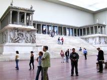Temple of Pergam. In  Pergamon Museum in Berlin Royalty Free Stock Images