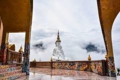 Temple at Phetchabun royalty free stock images