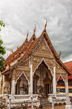 Temple in Phetchaburi Stock Photos