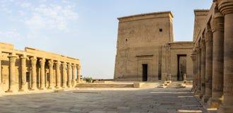 Temple Philae images stock
