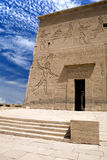 Temple of Philae Royalty Free Stock Images