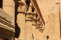 Temple of Philae, Egypt Stock Photo