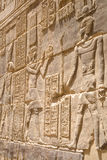 Temple of Philae Hieroglyp Royalty Free Stock Image