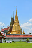 Temple phra keaw Stock Photo