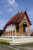 Temple in Phuket Stock Photography