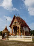Temple in Phuket Royalty Free Stock Photos