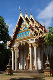 Temple in Phuket, Thailand Royalty Free Stock Photography