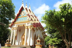 Temple in Phuket, Thailand Royalty Free Stock Image