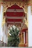 Temple in Phuket, Thailand Royalty Free Stock Photos