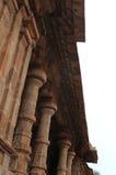 Temple pillars Stock Images