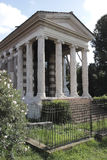 Temple of Portunus Royalty Free Stock Images