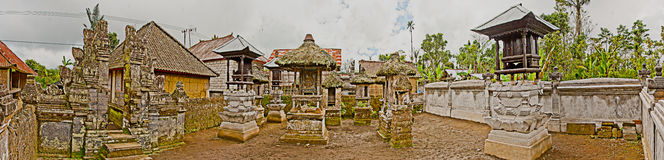 Temple potpourrie Royalty Free Stock Images
