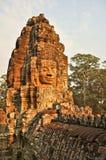 Temple près de wat d'angkor Photographie stock libre de droits