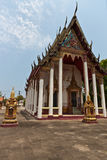 Temple in prachuap khiri khan Stock Photos
