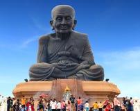 TEMPLE-PRACHUAP KHIRI KHAN-THAILAND Stock Photos