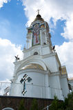 Temple of Prelate Nikolay Royalty Free Stock Image