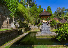 Temple Pura Gua Gajah - Bali Island Indonesia Royalty Free Stock Photography